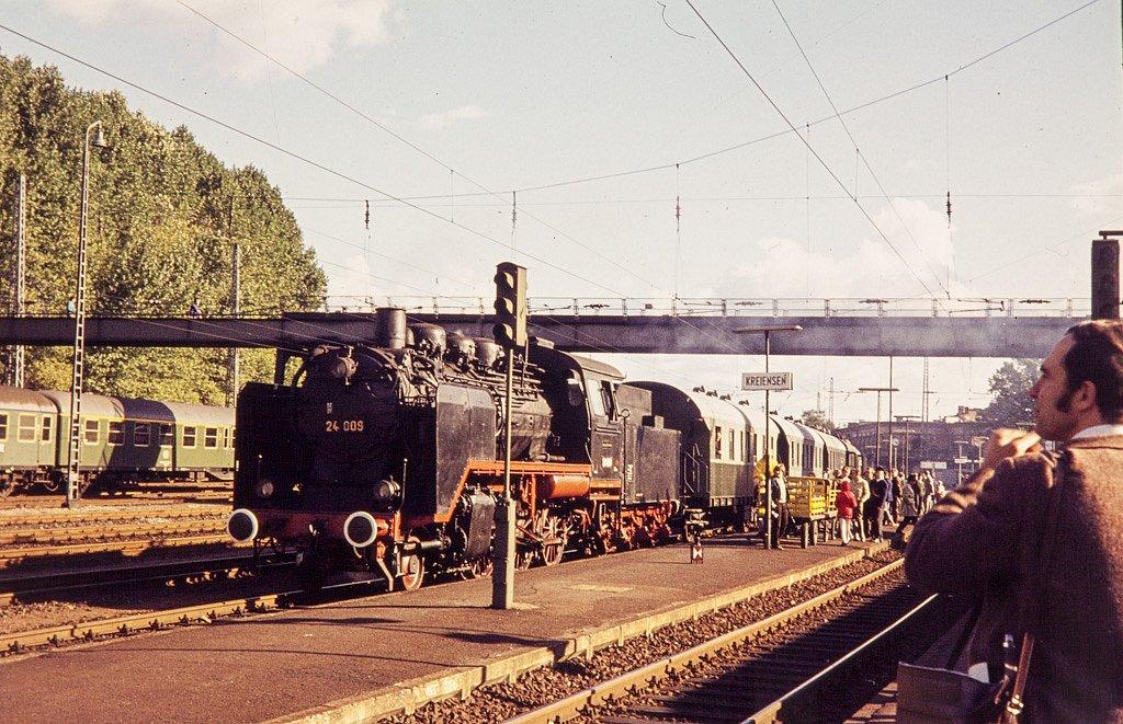 Eisenbahn-DIAs von Wolfgang Schlaberg